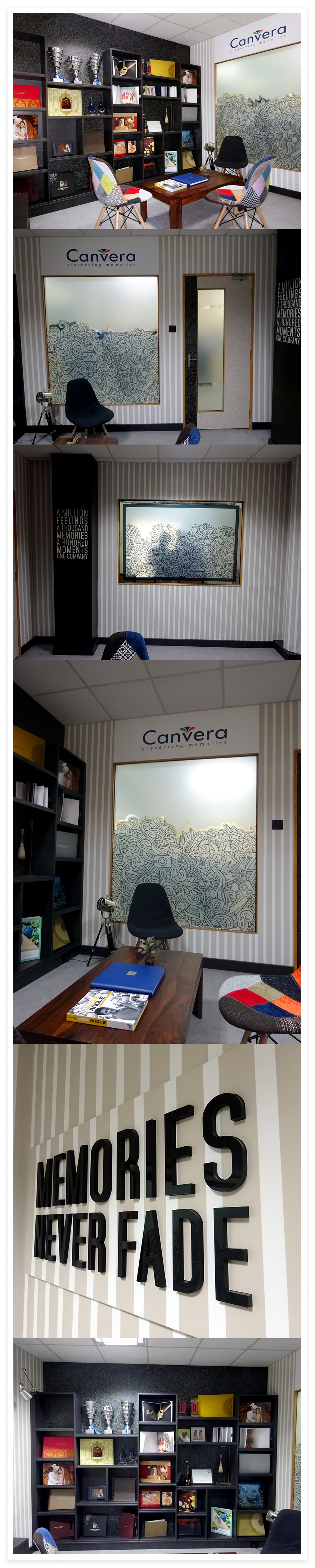 Canvera - Showcase