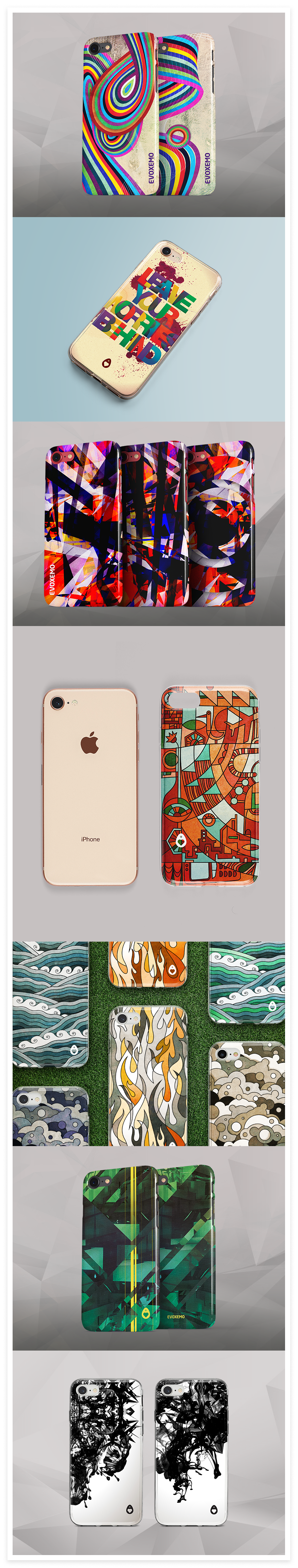 iPhone Case Cover - Showcase